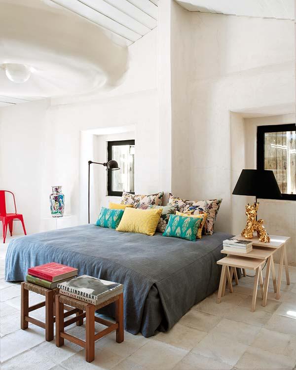 adelaparvu.com despre casa rustica, casa de vacanta, casa Portugalia, designer Monica Penaguiao  (12)