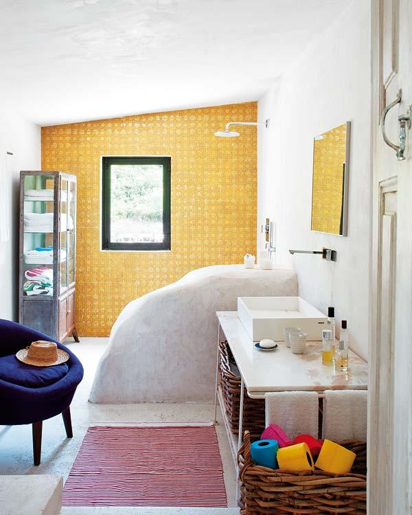 adelaparvu.com despre casa rustica, casa de vacanta, casa Portugalia, designer Monica Penaguiao  (13)