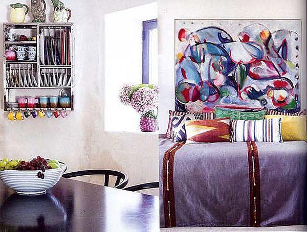 adelaparvu.com despre casa rustica, casa de vacanta, casa Portugalia, designer Monica Penaguiao  (17)