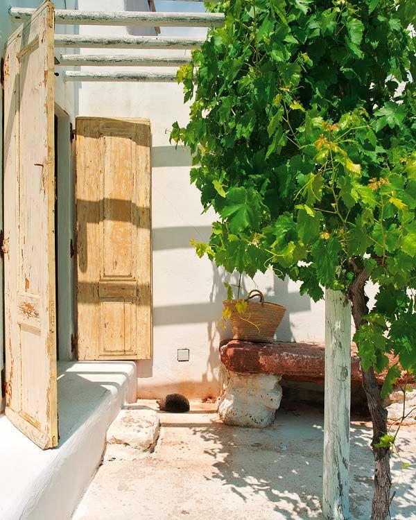 adelaparvu.com despre casa rustica, casa de vacanta, casa Portugalia, designer Monica Penaguiao  (5)