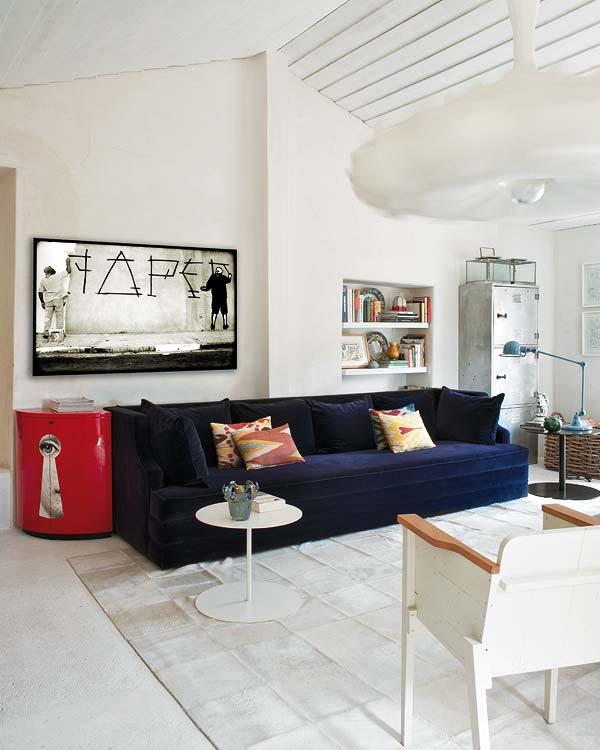 adelaparvu.com despre casa rustica, casa de vacanta, casa Portugalia, designer Monica Penaguiao  (7)