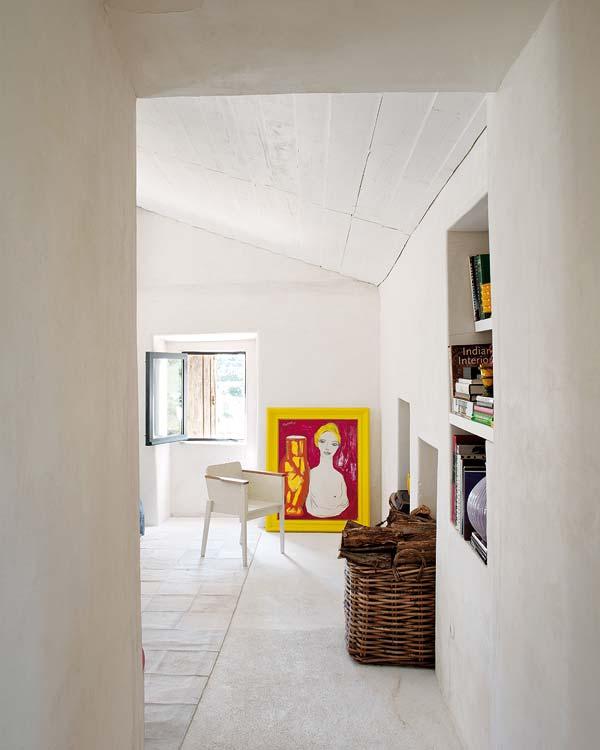 adelaparvu.com despre casa rustica, casa de vacanta, casa Portugalia, designer Monica Penaguiao  (8)