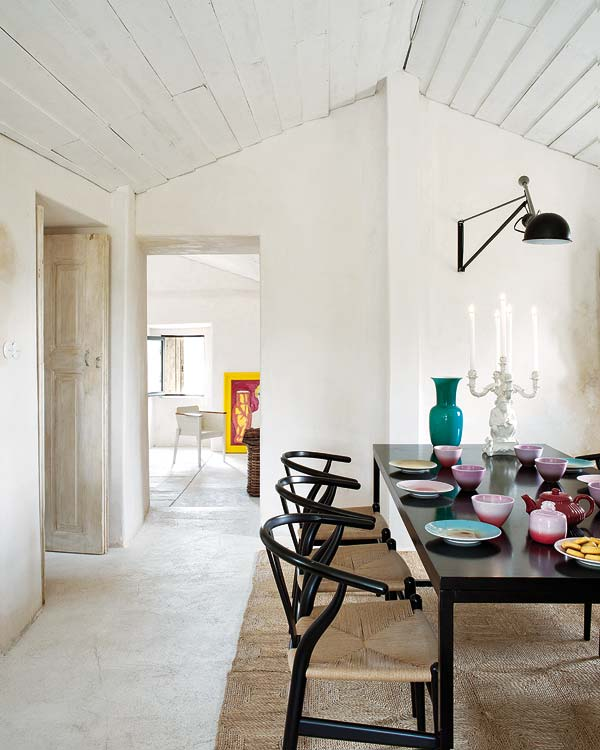 adelaparvu.com despre casa rustica, casa de vacanta, casa Portugalia, designer Monica Penaguiao  (9)