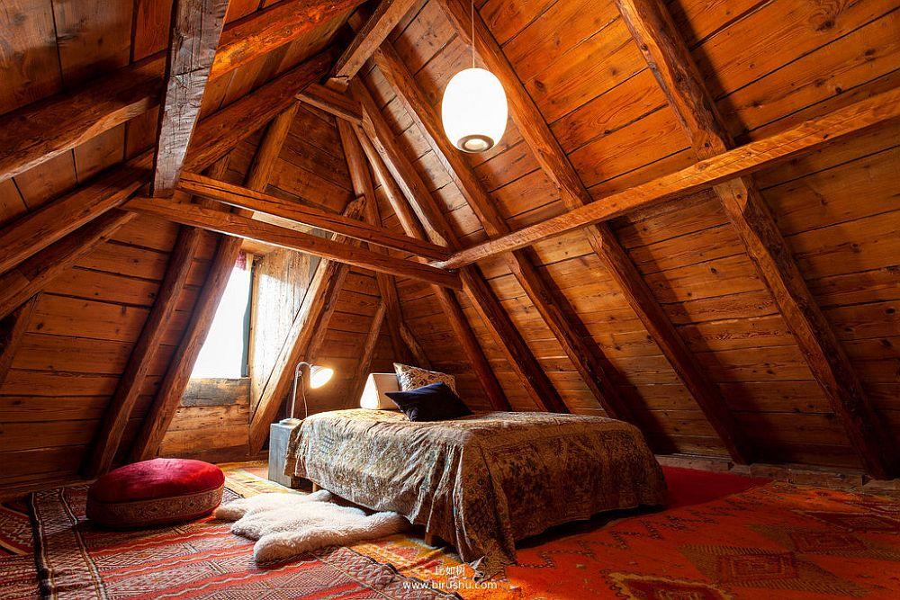 adelaparvu.com despre casa rustica cu interior modern in muntii Pirinei, Spania, Foto Hikarifoto (1)