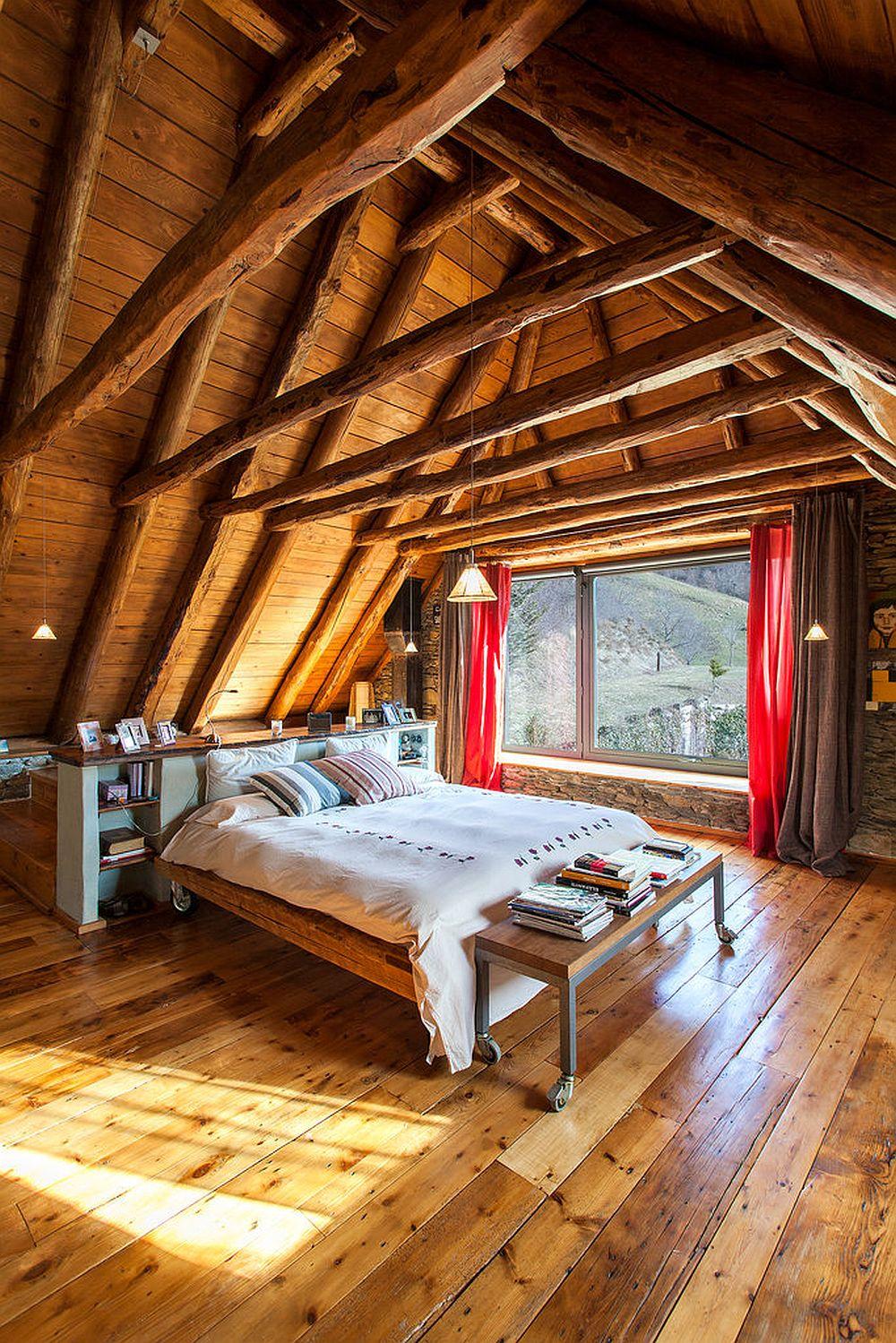 adelaparvu.com despre casa rustica cu interior modern in muntii Pirinei, Spania, Foto Hikarifoto (11)