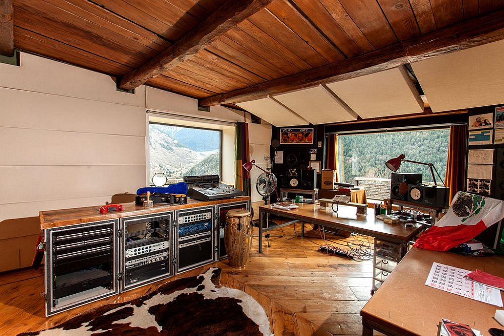 adelaparvu.com despre casa rustica cu interior modern in muntii Pirinei, Spania, Foto Hikarifoto (3)