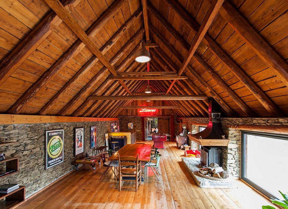 adelaparvu.com despre casa rustica cu interior modern in muntii Pirinei, Spania, Foto Hikarifoto (7)