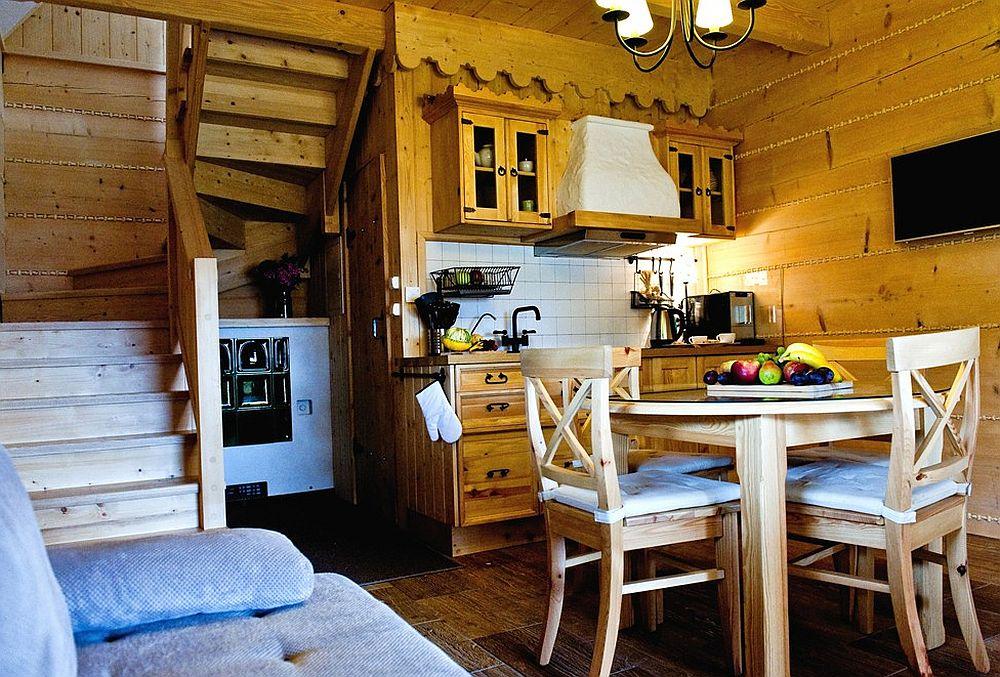 adelaparvu.com despre case rustice din busteni de lemn, case cu acoperis din stuf, case Polonia Osada Beskidzka (22)
