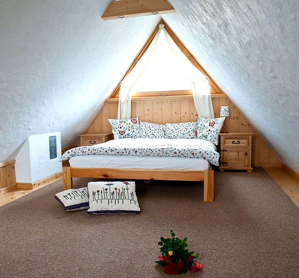 adelaparvu.com despre case rustice din busteni de lemn, case cu acoperis din stuf, case Polonia Osada Beskidzka (26)