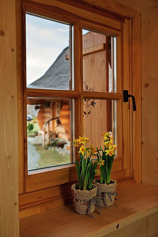 adelaparvu.com despre case rustice din busteni de lemn, case cu acoperis din stuf, case Polonia Osada Beskidzka (36)