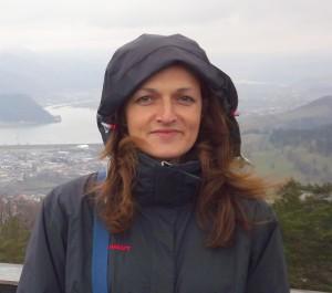 Nicoleta Marin, proprietarul Cob Village Berca, Foto via Google+