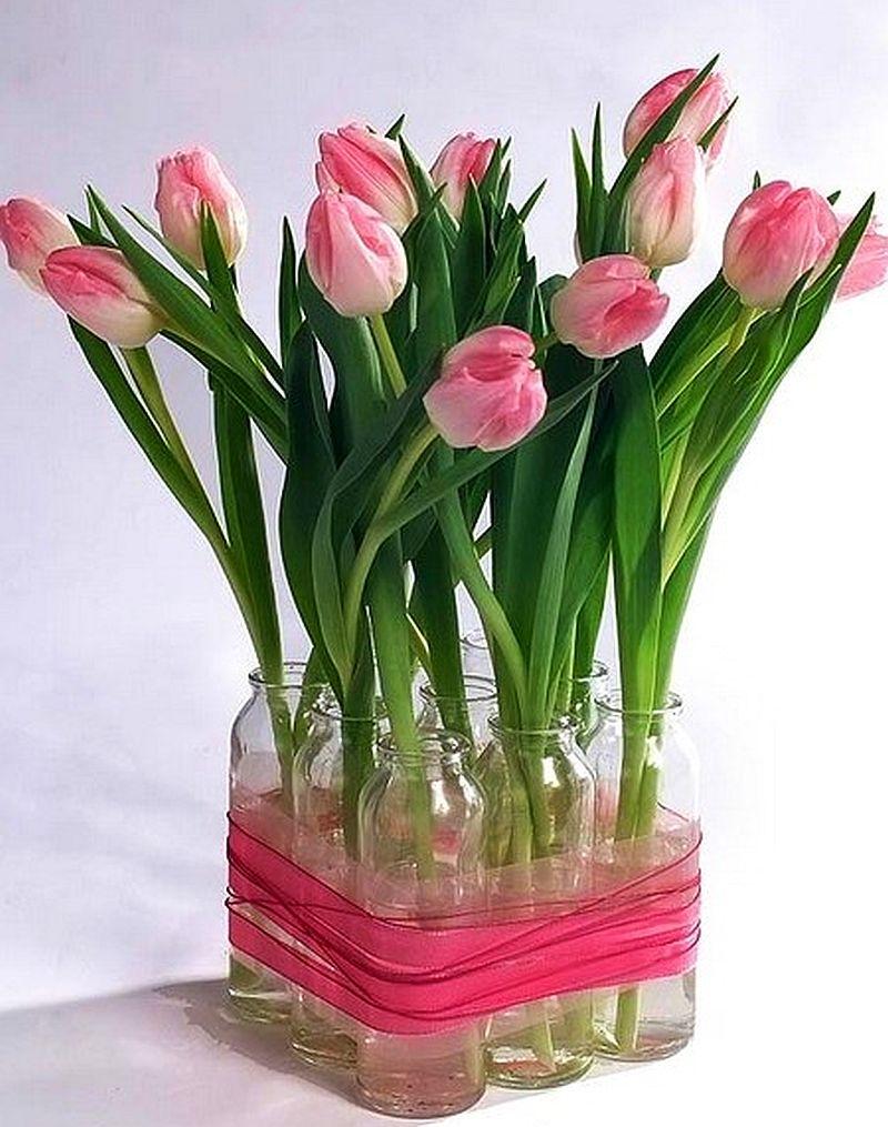 adelaparvu.com despre cum sa pastrezi mai mult timp lalelele in vaza (8)