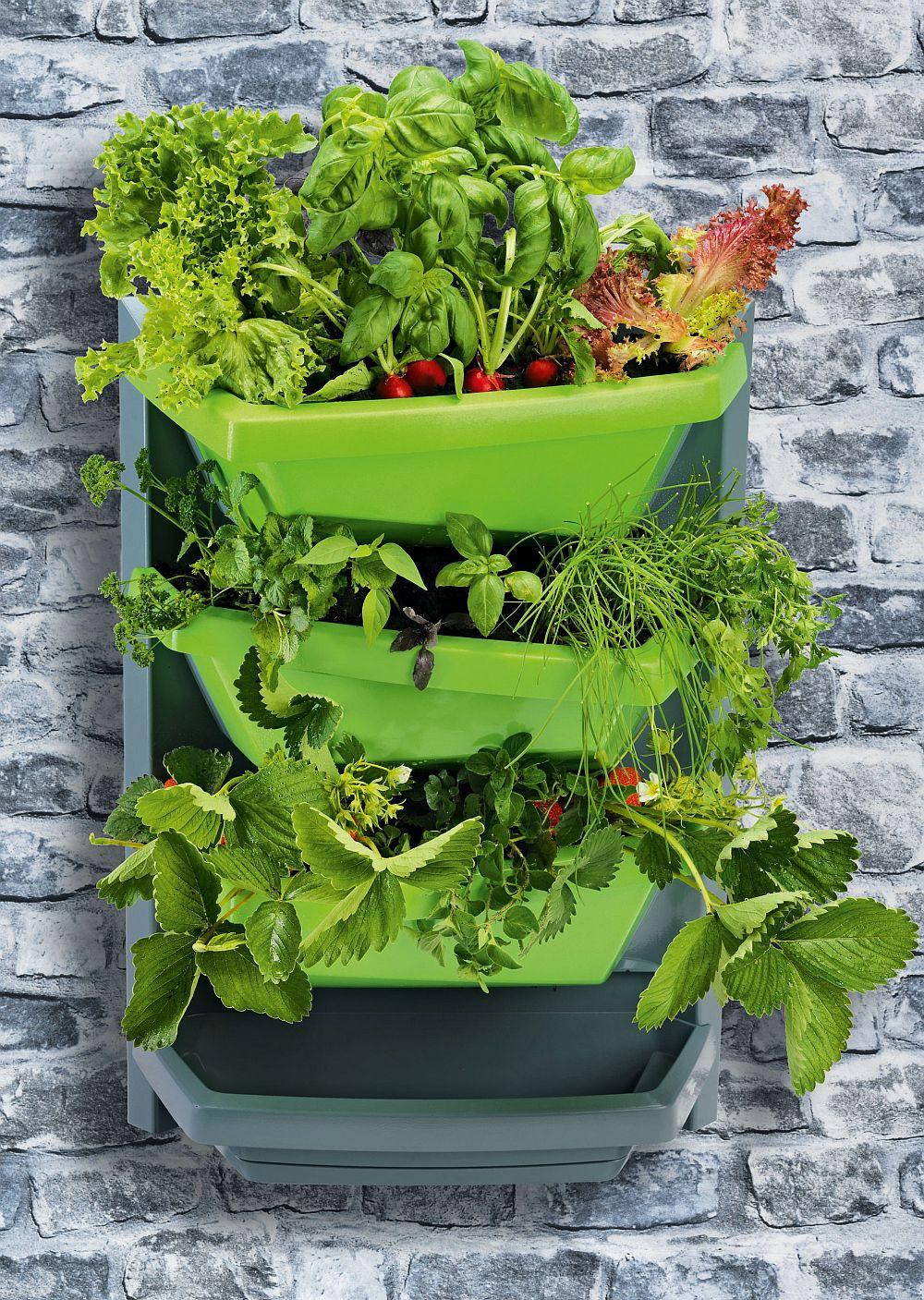 adelaparvu.com despre jardiniere verticale, jarniera gradina verticala pentru balcon, Juwel (1)