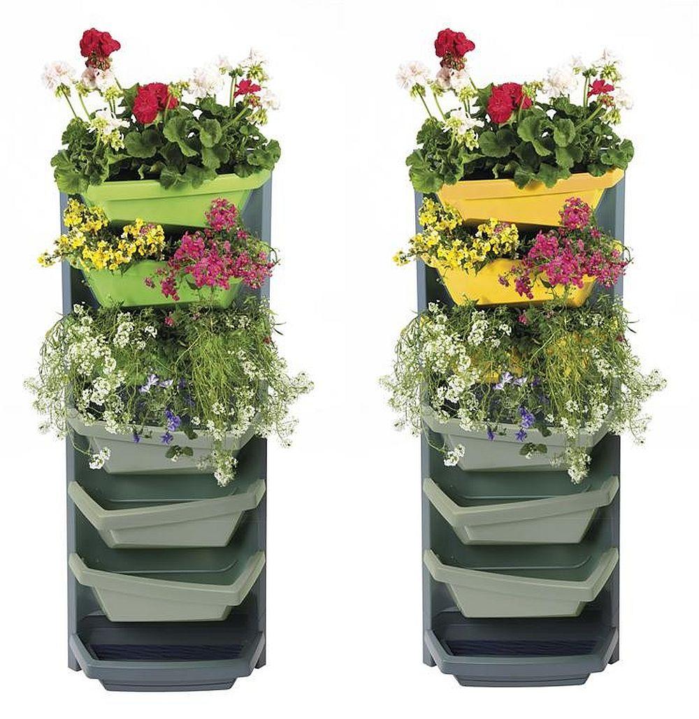 adelaparvu.com despre jardiniere verticale, jarniera gradina verticala pentru balcon, Juwel (4)