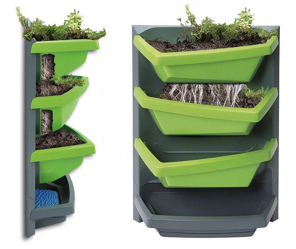 adelaparvu.com despre jardiniere verticale, jarniera gradina verticala pentru balcon, Juwel (5)