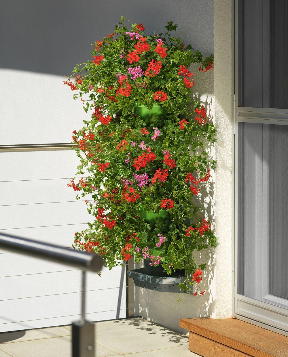 adelaparvu.com despre jardiniere verticale, jarniera gradina verticala pentru balcon, Juwel (6)