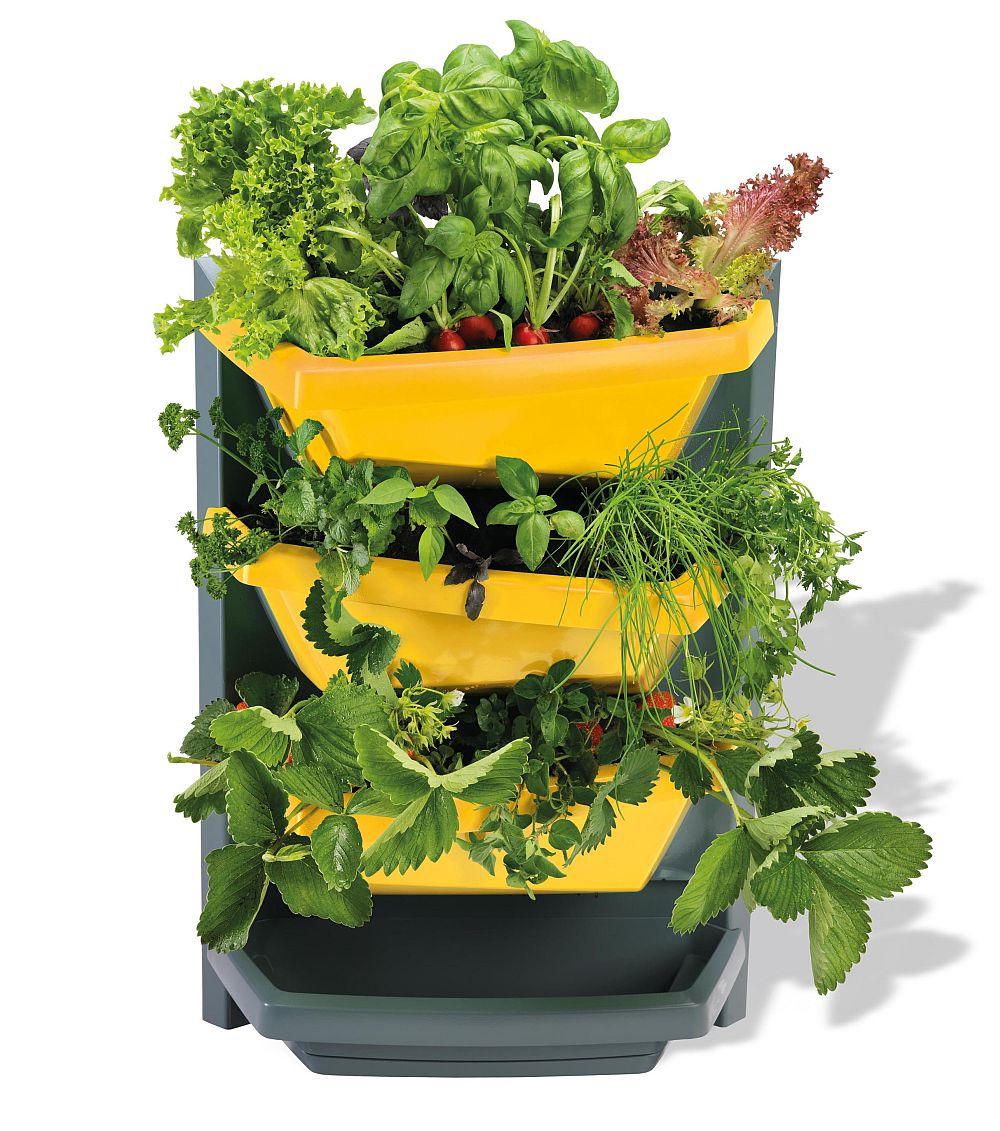 adelaparvu.com despre jardiniere verticale, jarniera gradina verticala pentru balcon, Juwel (7)