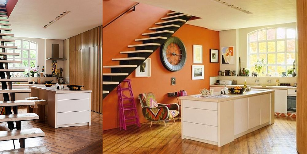 adelaparvu.com despre locuinta atelier pictura, penthouse, designer Nicky Barthorpe (10)