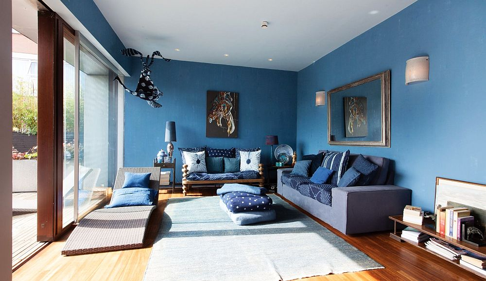 adelaparvu.com despre locuinta atelier pictura, penthouse, designer Nicky Barthorpe (12)