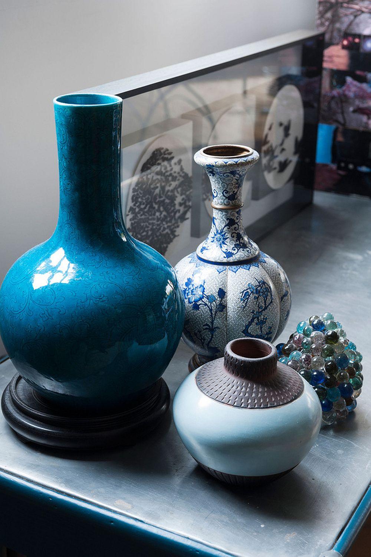 adelaparvu.com despre locuinta atelier pictura, penthouse, designer Nicky Barthorpe (5)