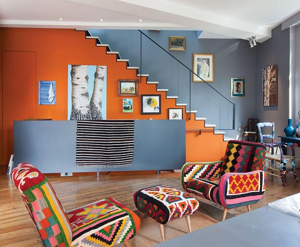 adelaparvu.com despre locuinta atelier pictura, penthouse, designer Nicky Barthorpe (9)