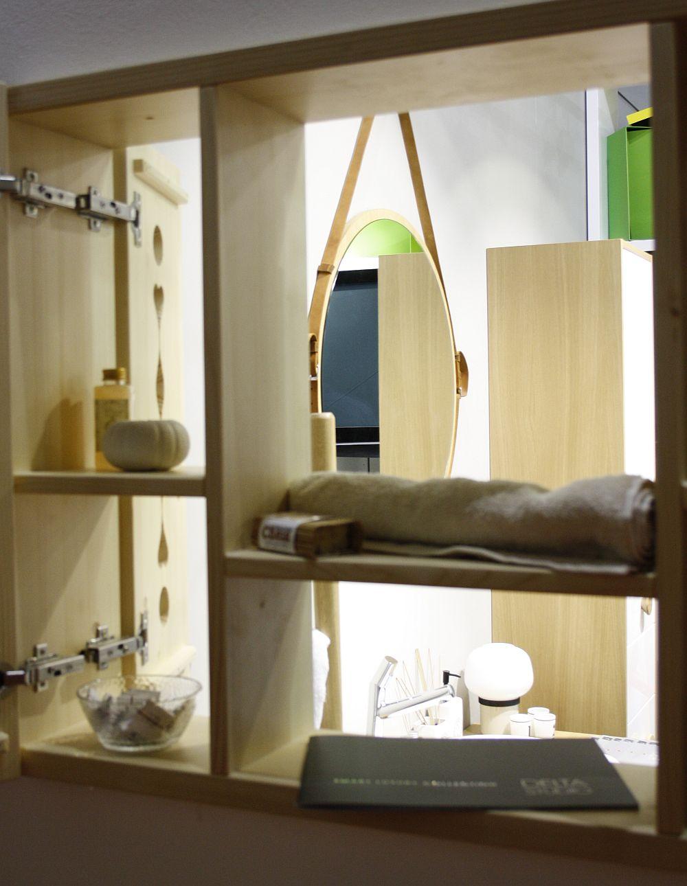 adelaparvu.com despre mobila de baie Smart Luxury la Milano, mobila baie lemn masiv si Corian Delta Studio (5)