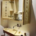 adelaparvu.com despre mobila de baie Smart Luxury la Milano, mobila baie lemn masiv si Corian Delta Studio (7)