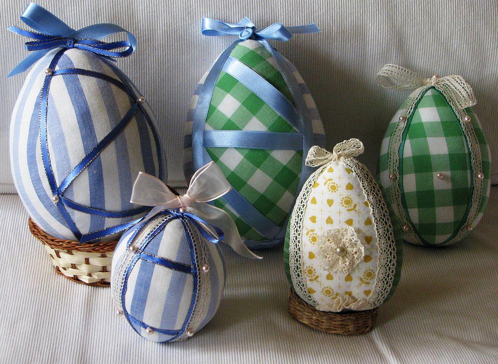adelaparvu.com despre oua de Paste si flori decorative din textile, designer Mihaela Poenaru (13)