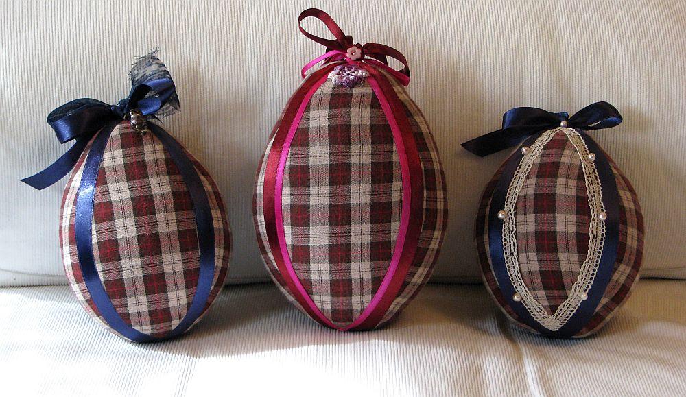 adelaparvu.com despre oua de Paste si flori decorative din textile, designer Mihaela Poenaru (4)
