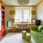 adelaparvu.com despre partament cu patru camere, designer Ekaterina Fedorova, Foto AD Russia (1)