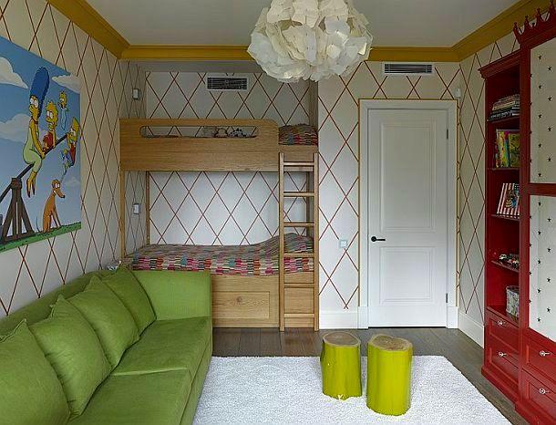 adelaparvu.com despre partament cu patru camere, designer Ekaterina Fedorova, Foto AD Russia (22)