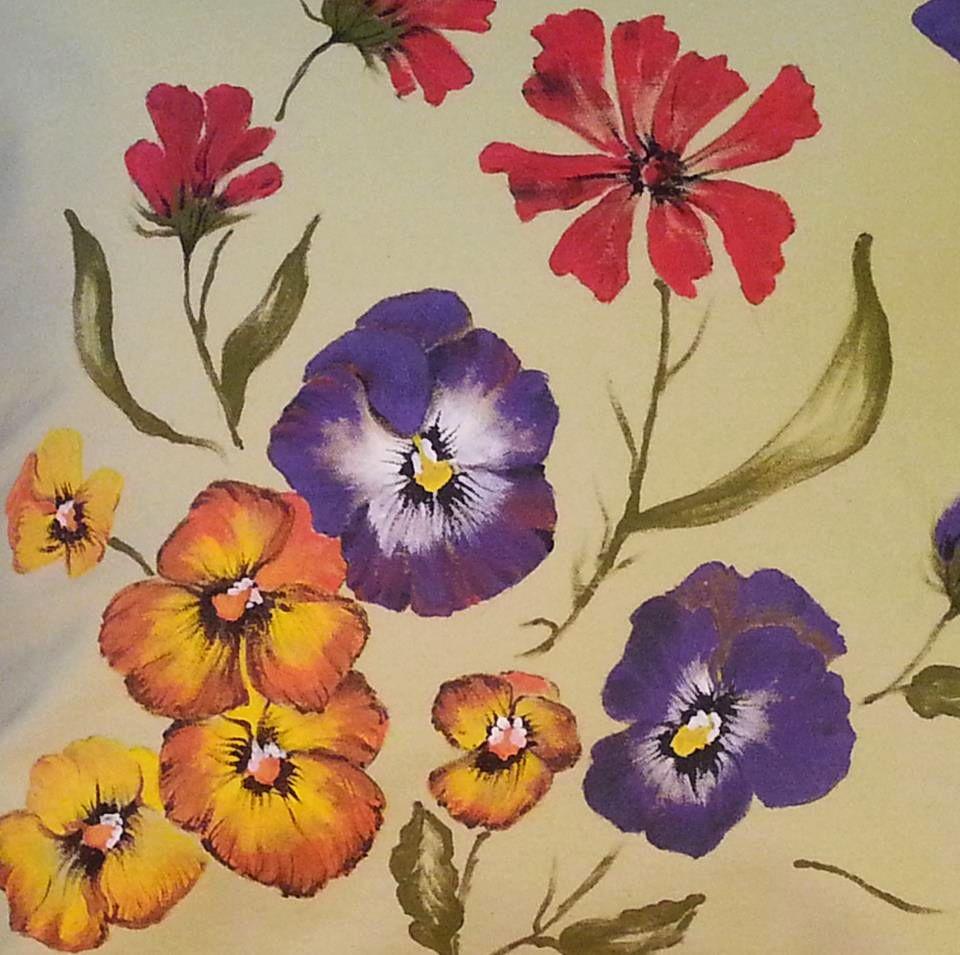 adelaparvu.com despre perne, cuverturi pictate manual, mobilier pictat manual, artist Roxana Sivache (23)