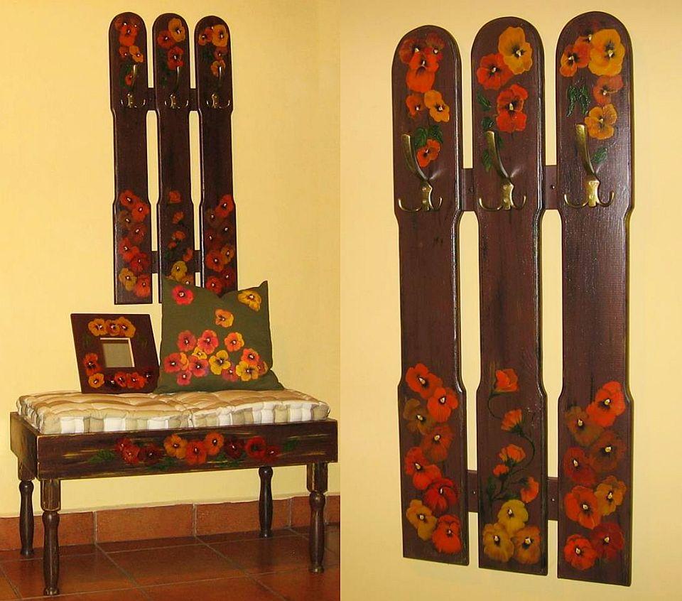 adelaparvu.com despre perne, cuverturi pictate manual, mobilier pictat manual, artist Roxana Sivache (29)