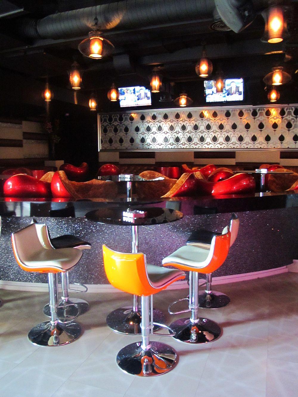Discoteca din campusul West Gate Studios