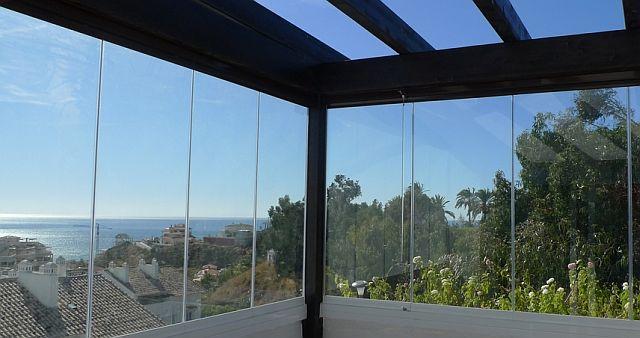 adelaparvu.com despre sistem de geamuri culisante pentru balcon si terase, sistem Allglass Todocristal (10)