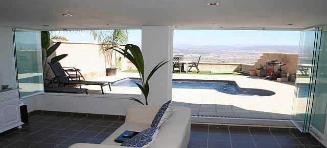 adelaparvu.com despre sistem de geamuri culisante pentru balcon si terase, sistem Allglass Todocristal (14)