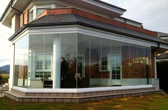 adelaparvu.com despre sistem de geamuri culisante pentru balcon si terase, sistem Allglass Todocristal (15)