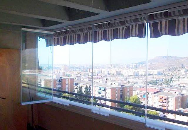 adelaparvu.com despre sistem de geamuri culisante pentru balcon si terase, sistem Allglass Todocristal (17)