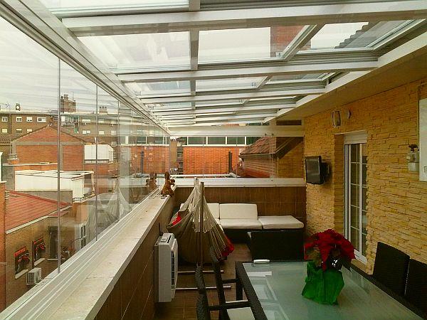 adelaparvu.com despre sistem de geamuri culisante pentru balcon si terase, sistem Allglass Todocristal (2)