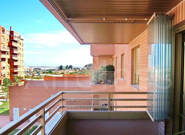 adelaparvu.com despre sistem de geamuri culisante pentru balcon si terase, sistem Allglass Todocristal (20)