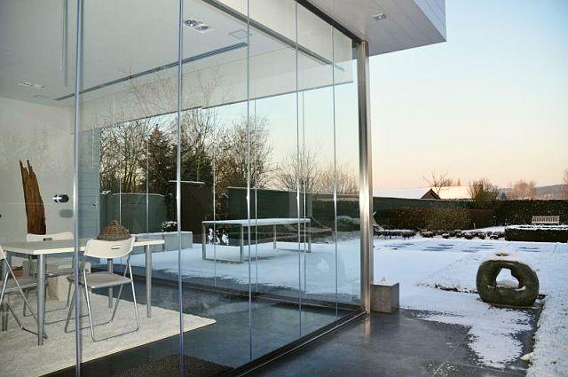 adelaparvu.com despre sistem de geamuri culisante pentru balcon si terase, sistem Allglass Todocristal (4)
