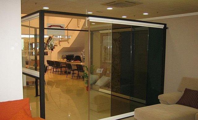 adelaparvu.com despre sistem de geamuri culisante pentru balcon si terase, sistem Allglass Todocristal (6)