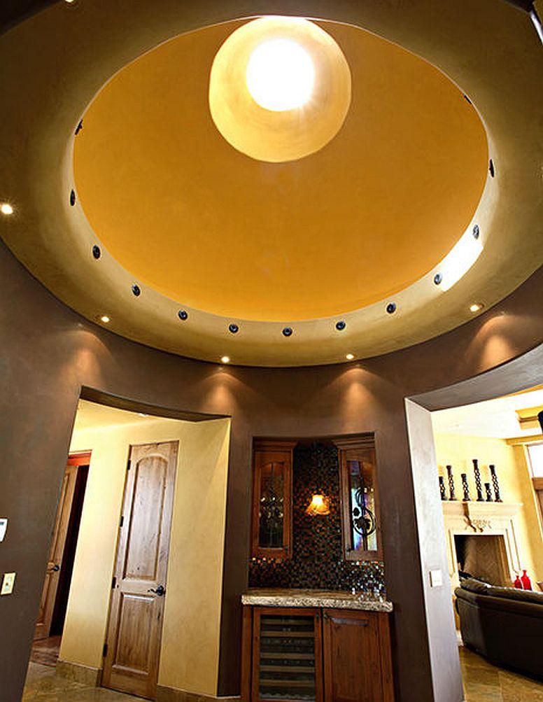 adelaparvu.com despre vila cu arhitectura organica, vila Arizona, casa americana, Robinette Architects (10)