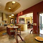 adelaparvu.com despre vila cu arhitectura organica, vila Arizona, casa americana, Robinette Architects (12)