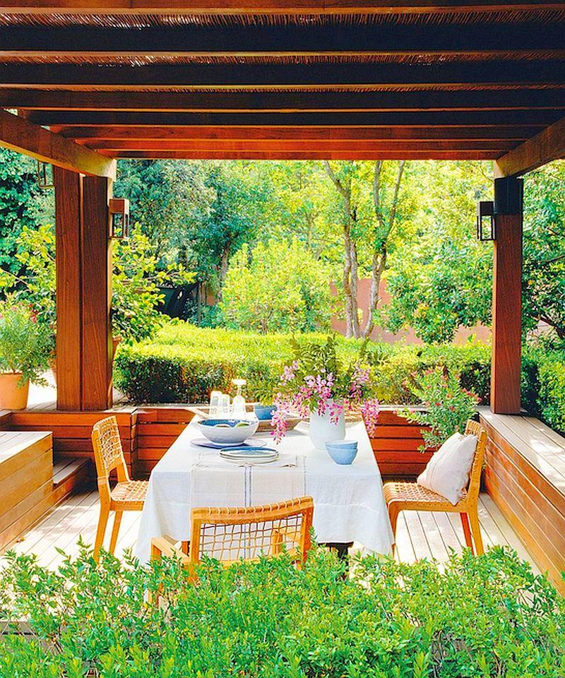 Idei De Pergole și Umbrare Pentru Terasă și Grădină