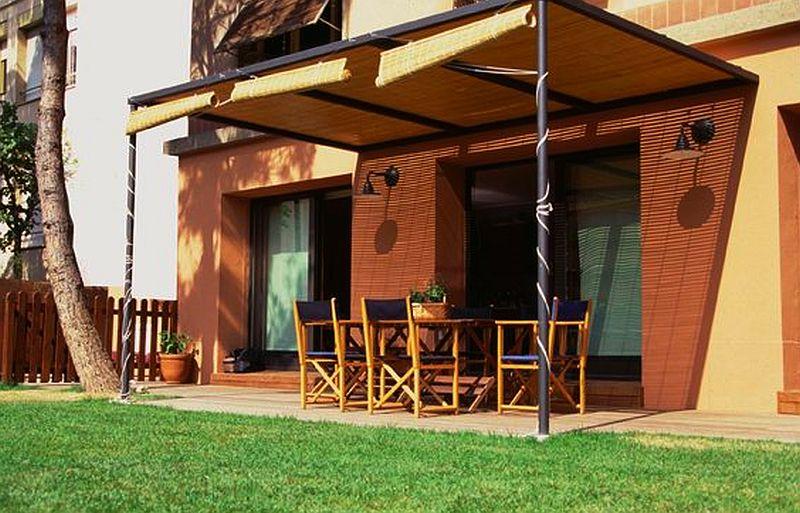 adelaparvu.com idei de pergole si umbrare pentru gradina, Foto ElMueble (8)