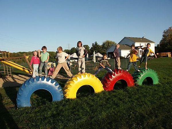 adelaparvu.com loc de joaca si idei cu cauciucuri reciclate (4)