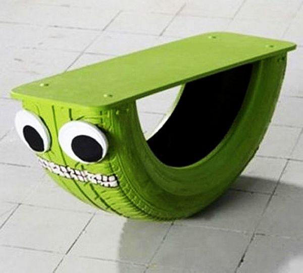 adelaparvu.com loc de joaca si idei cu cauciucuri reciclate (5)