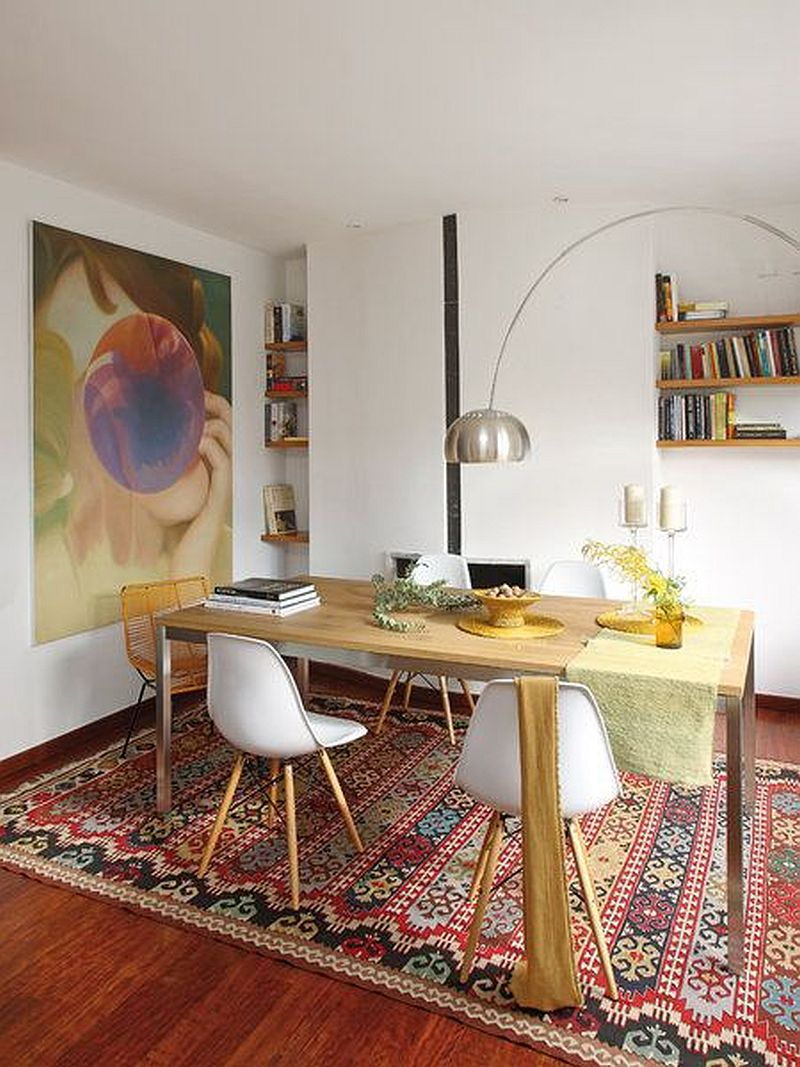 adelaparvu.com amenajare apartament de bloc cu mobila veche si piese noi, interior vintage, Foto MiCasa (11)