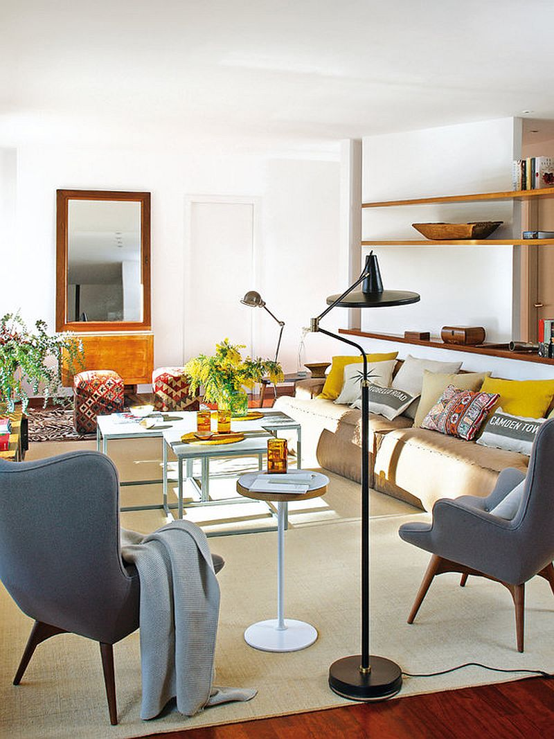 adelaparvu.com amenajare apartament de bloc cu mobila veche si piese noi, interior vintage, Foto MiCasa (12)